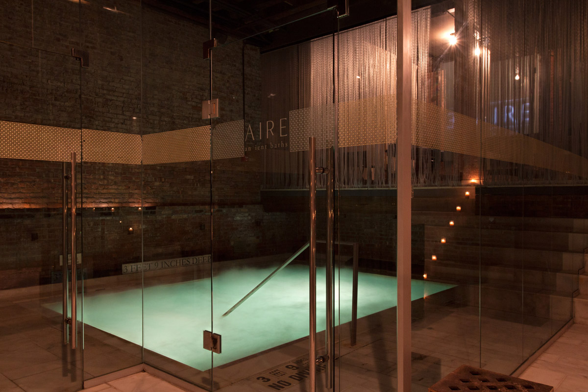 Aire Ancient Baths The Greenwich Hotel New York TriBeCa The Greenwich H